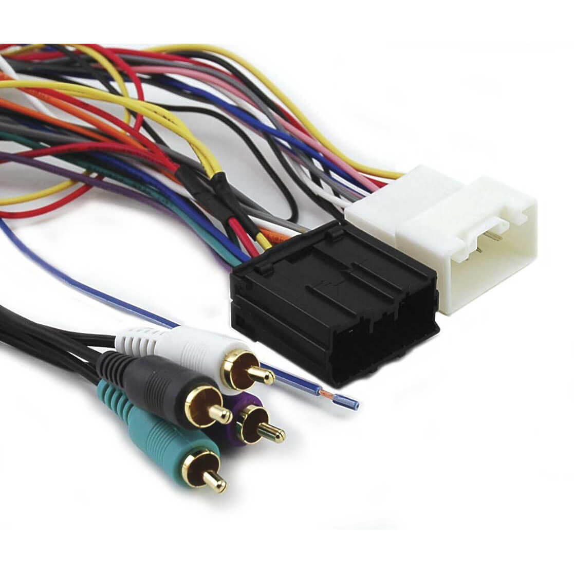 Mitsubishi Amplifier Interface Harness