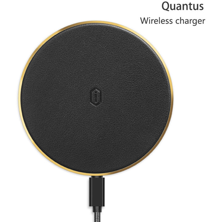 Quantus Wireless Charger - Black