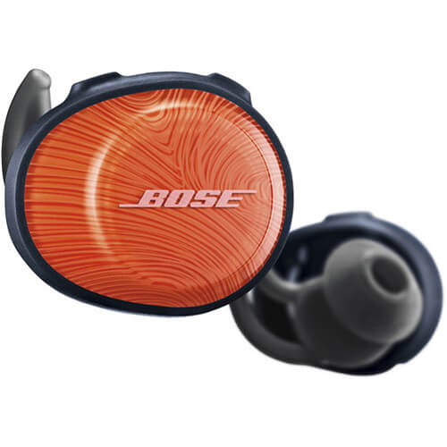 SoundSport Free Wireless Headphones - Orange
