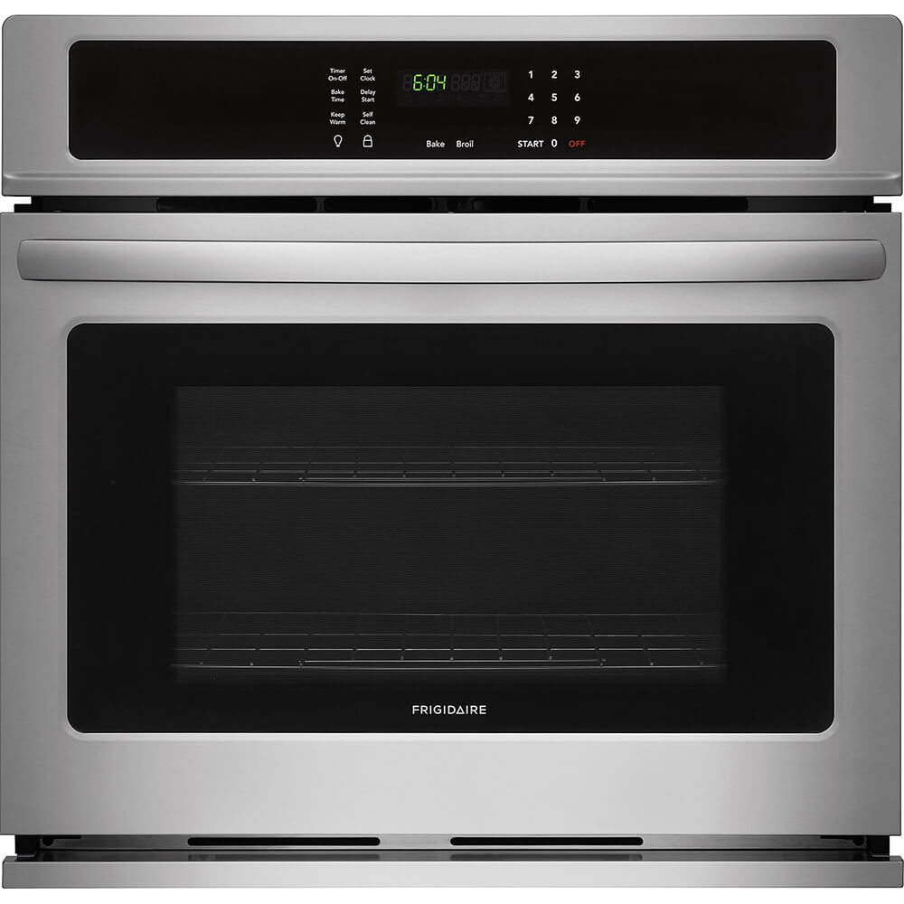 30 inch Stainless Single Electric Wall Oven