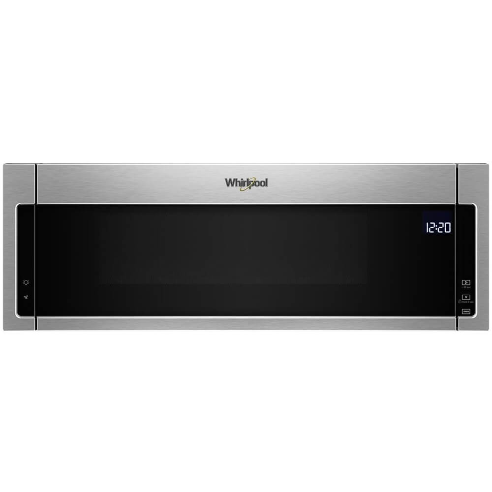 1.1 Cu. Ft. Stainless Over-the-Range Microwave Oven