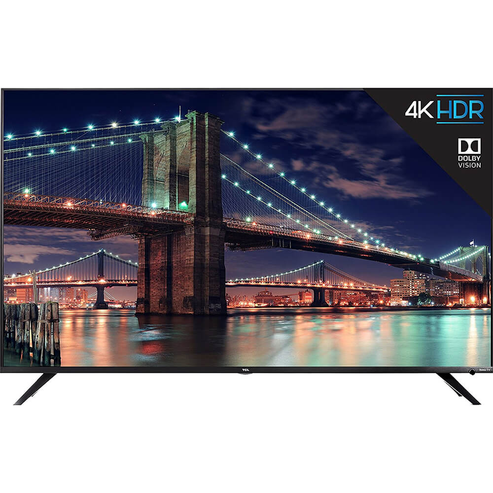 65 inch 6-Series 4K UHD Dolby Vision HDR Roku Smart TV