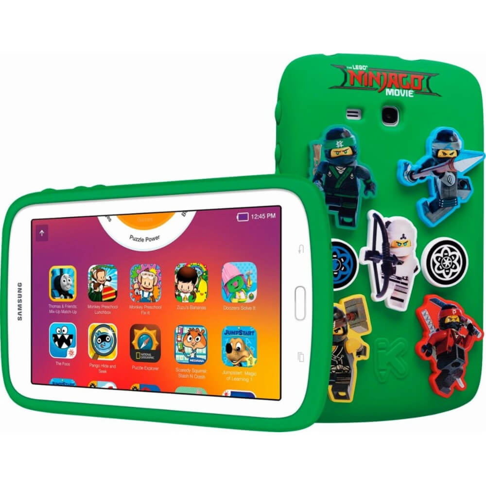 7 inch Galaxy LEGO® NINJAGO® MOVIE Edition Tablet
