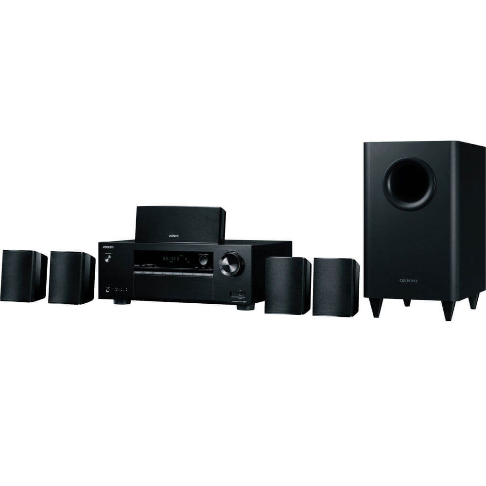 5.1-Channel Home Theater System