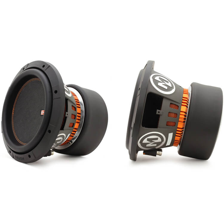 10 inch Dual 4-Ohm Subwoofer