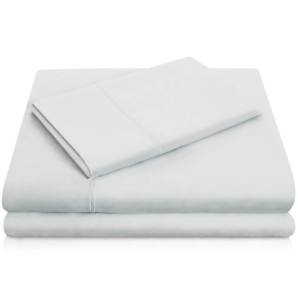 Brushed Microfiber Sheets - Queen / Ash