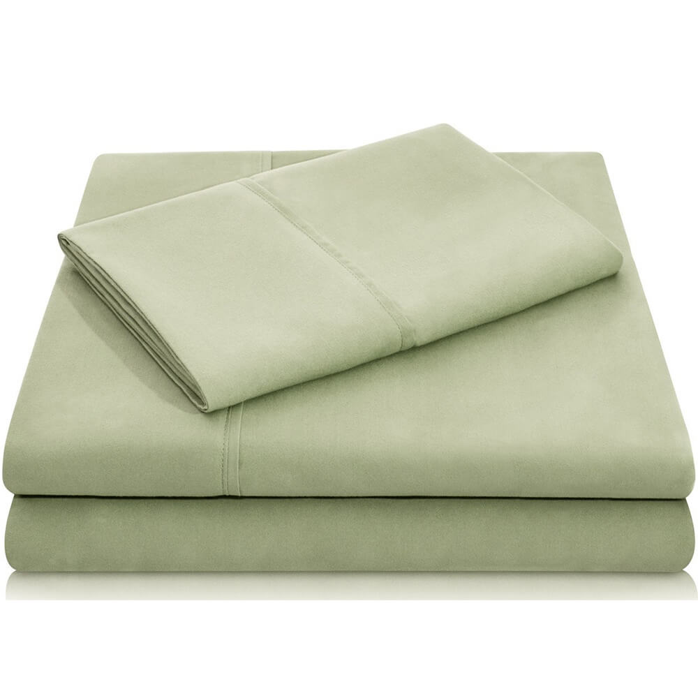 Brushed Microfiber Sheets - Queen / Fern