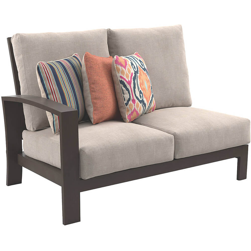 Cordova Reef LAF Loveseat