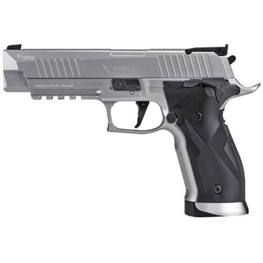 X-Five Air Pistol - Silver