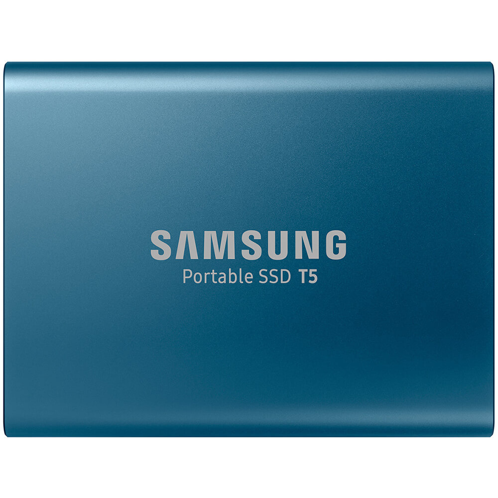 500GB T5 Portable Solid State Drive