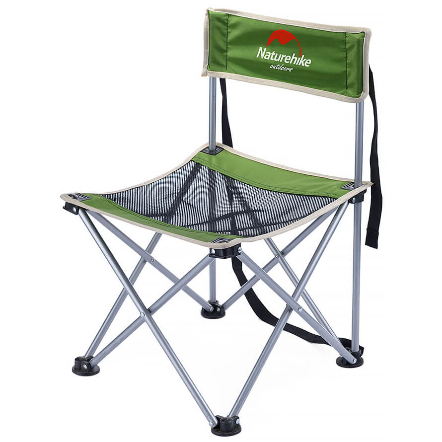 Outdoor Ultralight Folding Chair - Green