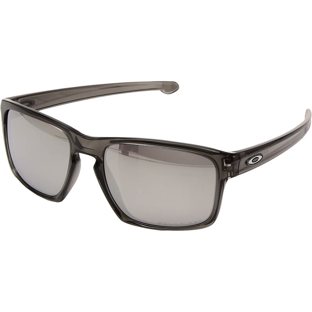 Elmont Sunglasses - Grey Smoke / Chrome Iridium