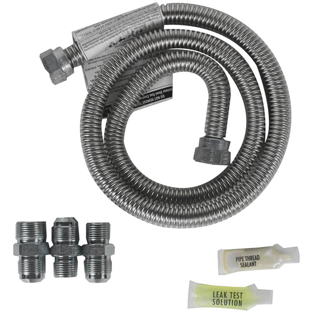 Universal Gas Dryer/Range Connector Kit