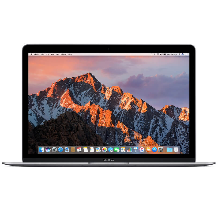 MacBook 12 inch i5, 8GB, 512GB, macOS High Sierra Laptop - Space Gray