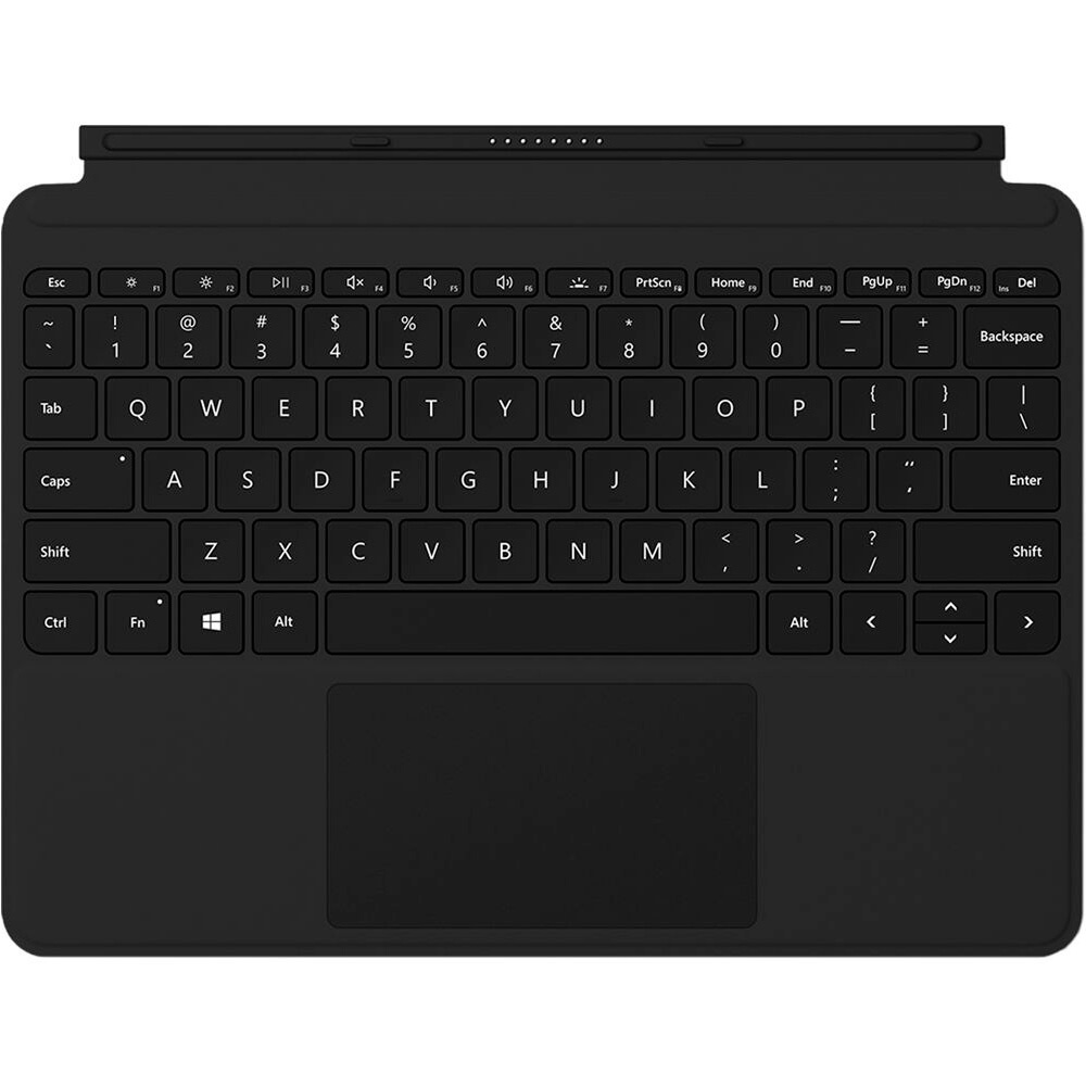 Surface Go Signature Type Cover - Black