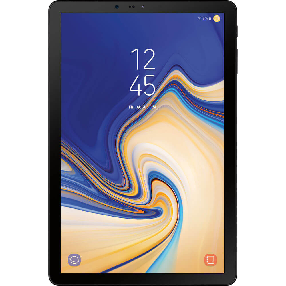 Galaxy Tab S4 10.5 inch 64GB Wi-Fi Tablet - Black