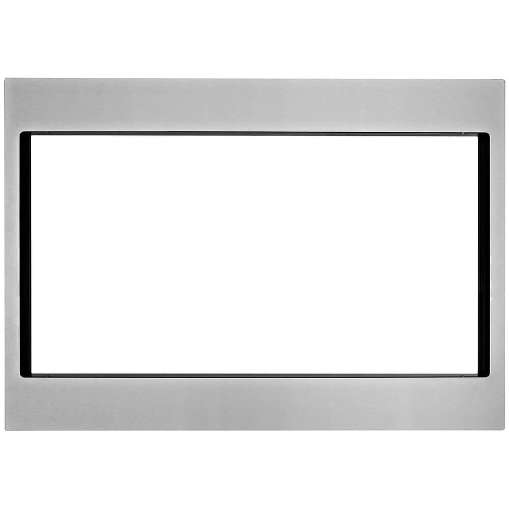 27 inch Stainless Built-In Microwave Trim Kit