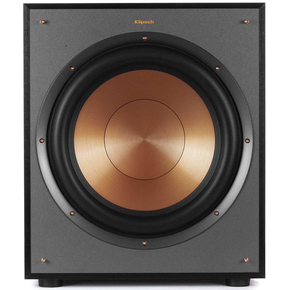 12 inch 400W Powered Subwoofer