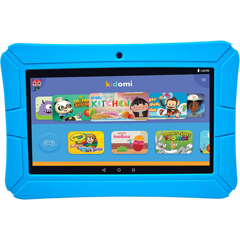 HighQ Learning Tab 7 inch 16GB Kids Tablet - Blue