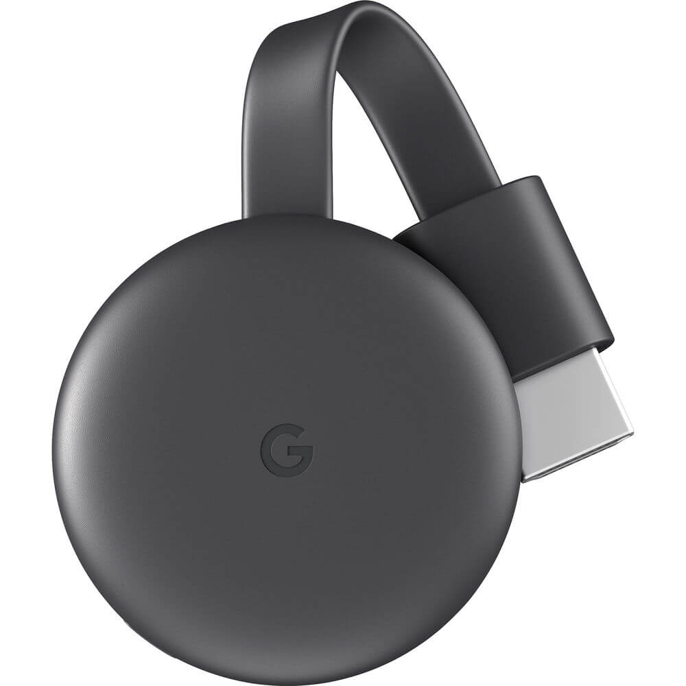 Chromecast (3rd Generation) - Charcoal