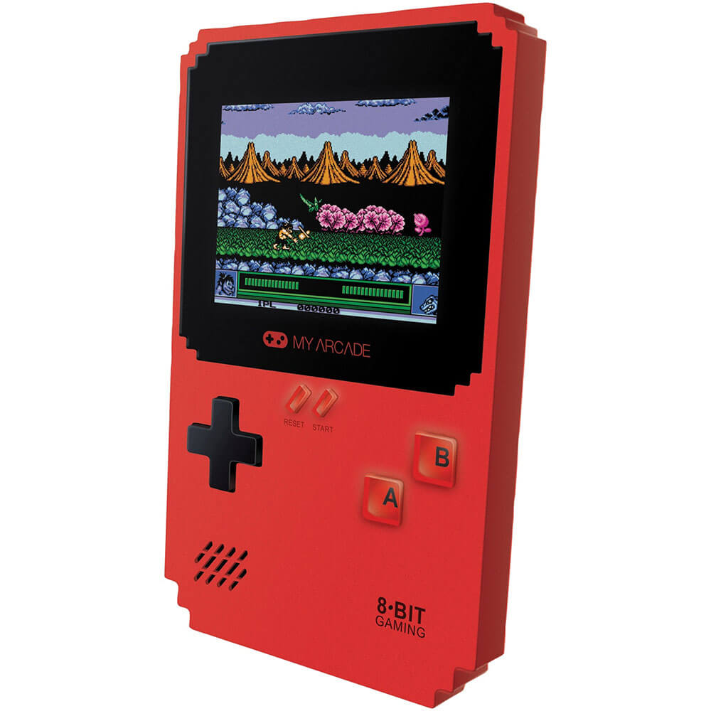 Pixel Classic Handheld Gaming System
