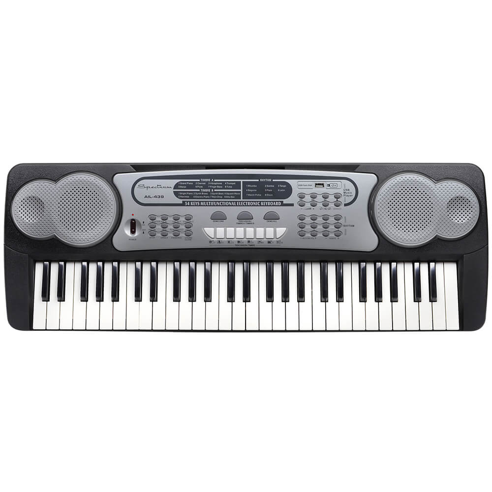 54-Key Electric Keyboard
