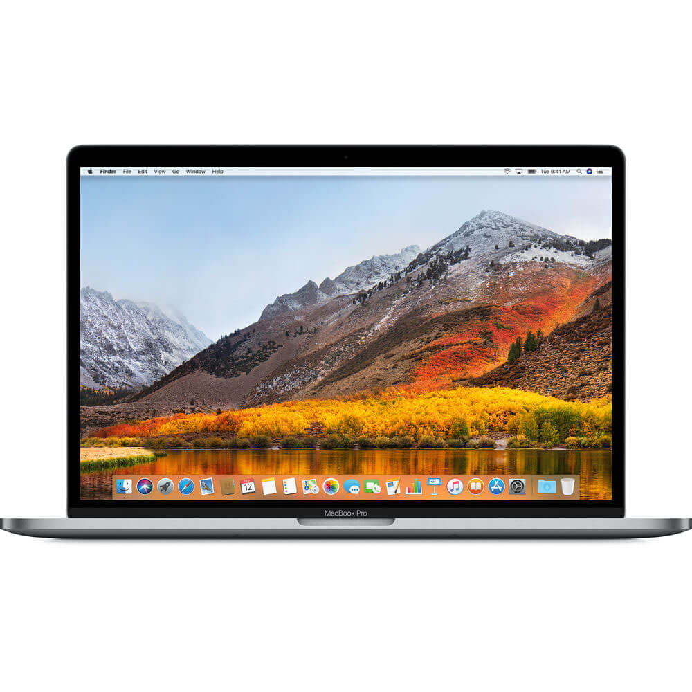 MacBook Pro 15.4 inch i7, 16GB, 512GB, macOS High Sierra Laptop