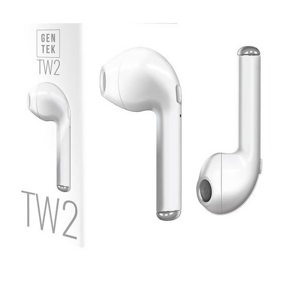 Tru Wireless Earbuds - White