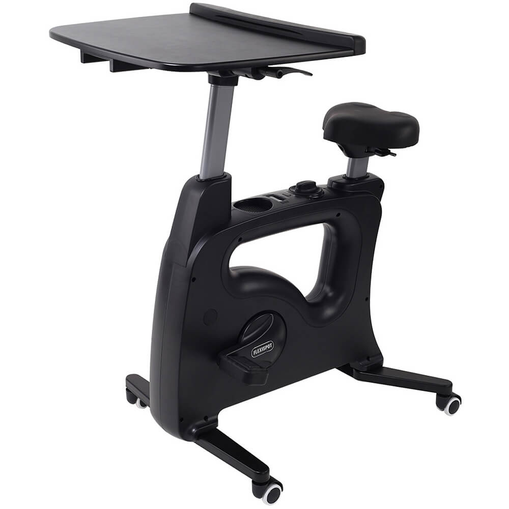 FlexiSpot V9 Desk Exercise Bike - Black