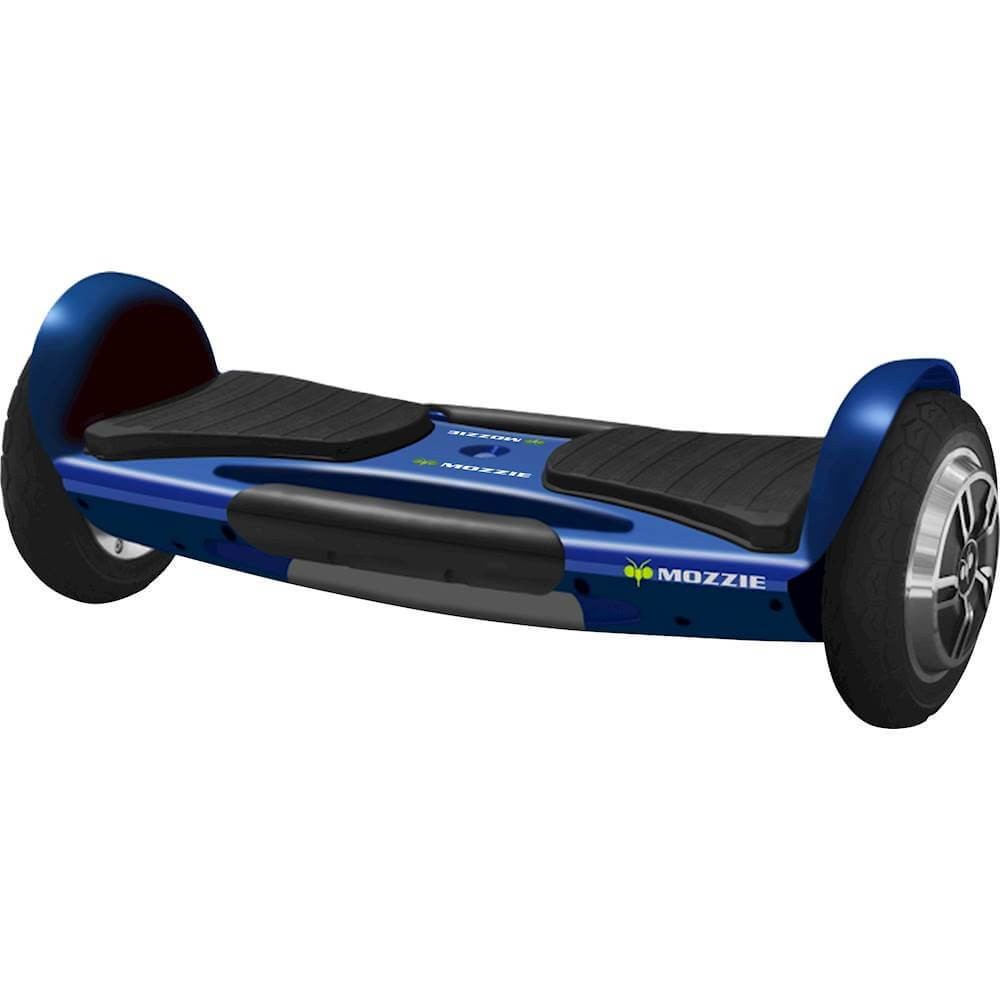 Hoverboard with Bluetooth Speakers - Blue