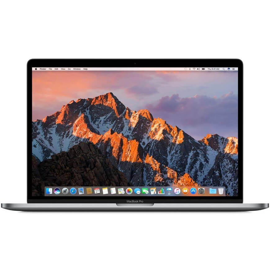 MacBook Pro 15.4 inch i7, 16GB, 512GB, macOS Laptop - Space Gray