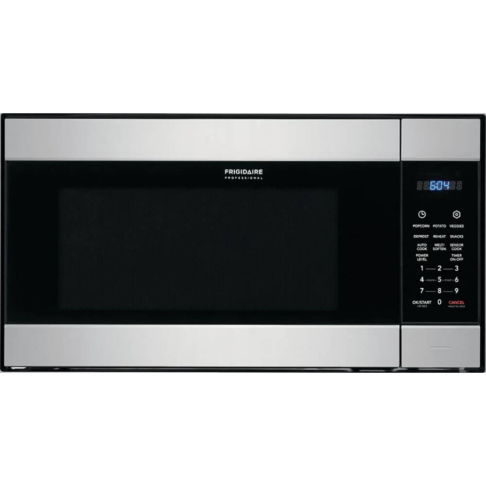 2.2 Cu. Ft. Stainless Built-In Microwave