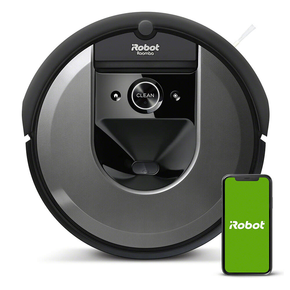 Roomba i7 Wi-Fi Connected Robot Vacuum