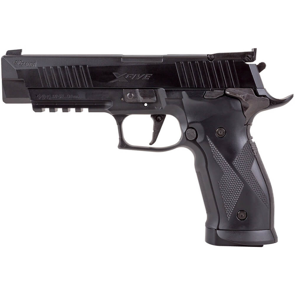 X-Five Air Pistol - Black