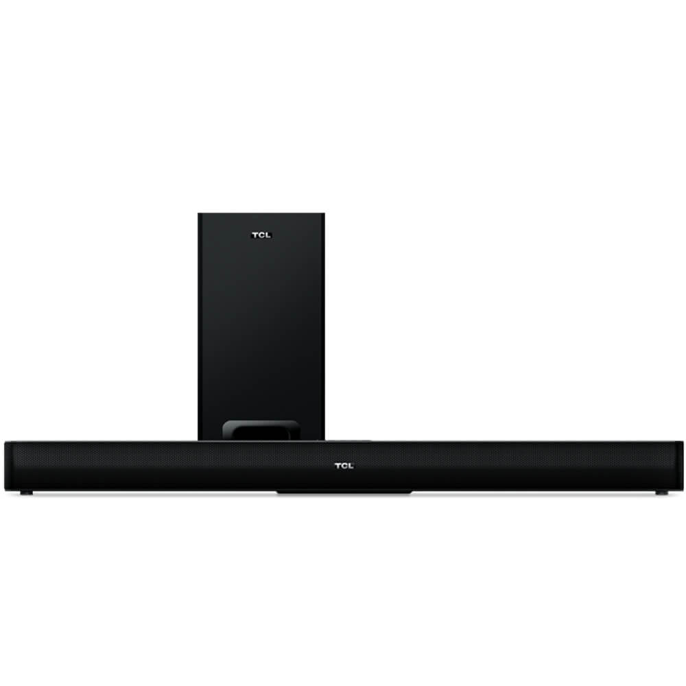 Alto 5+, 2.1 Channel Home Theater Soundbar with Wireless Subwoofer