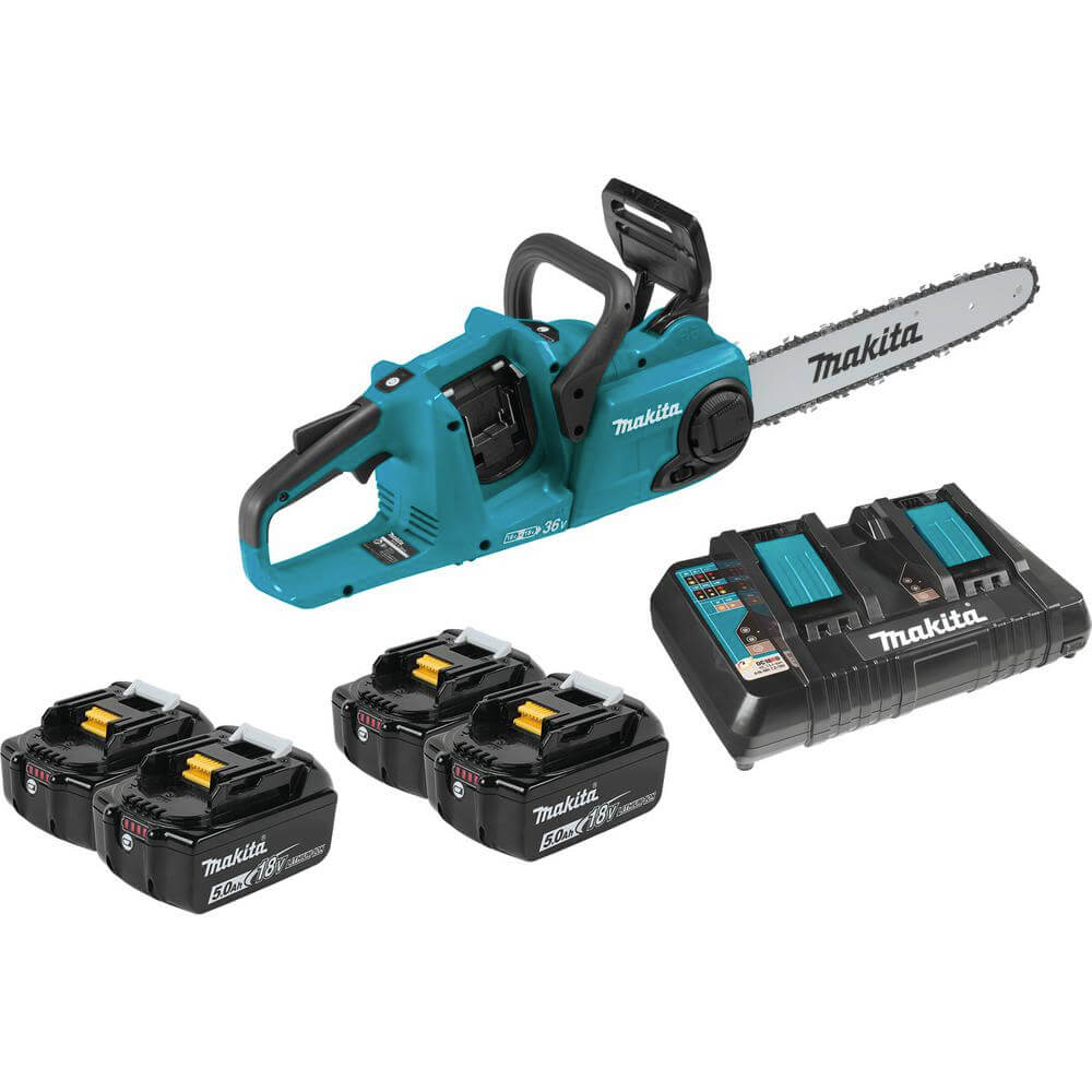 LXT® Lithium‑Ion Brushless Cordless 14 inch Chain Saw Kit