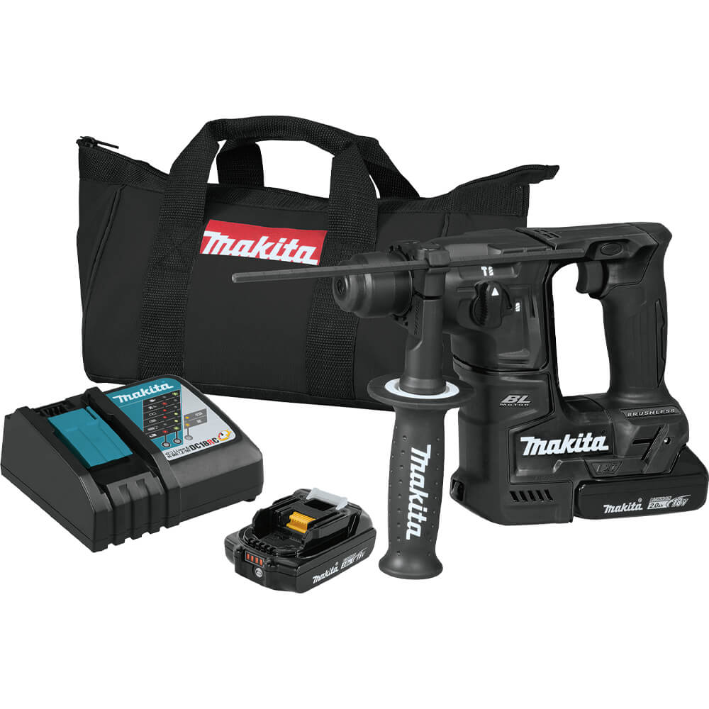 18V LXT Sub-Compact Cordless 11/16 inch Rotary Hammer Kit
