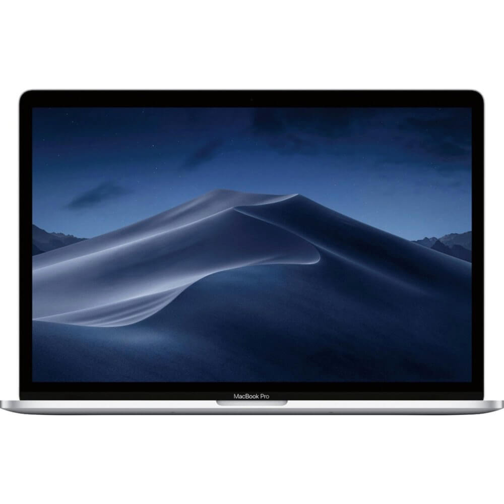 15.4 inch i7 16GB, 1TB SSD MacOS Macbook Pro with Touchbar - Silver