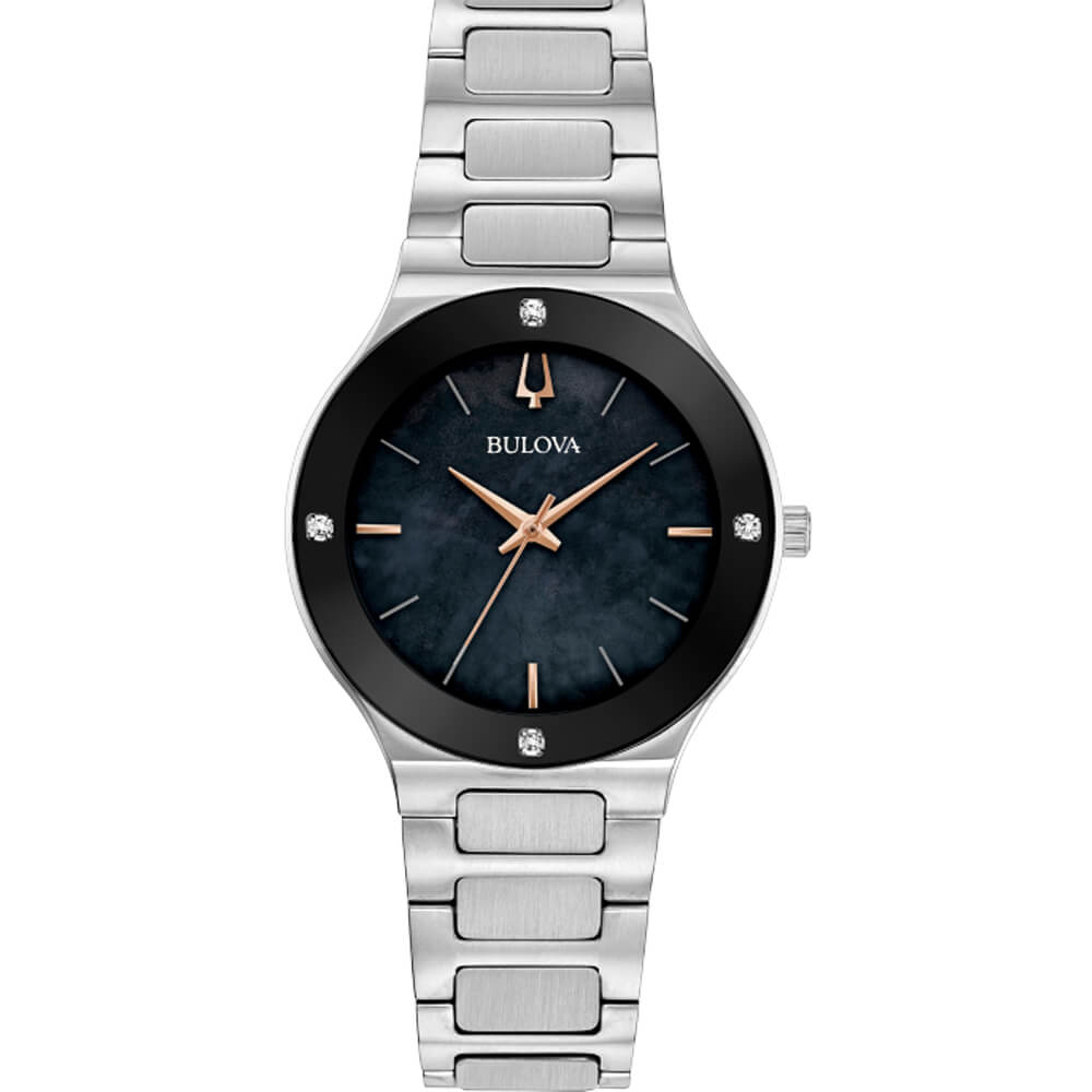 Womens Millennia Silver Watch