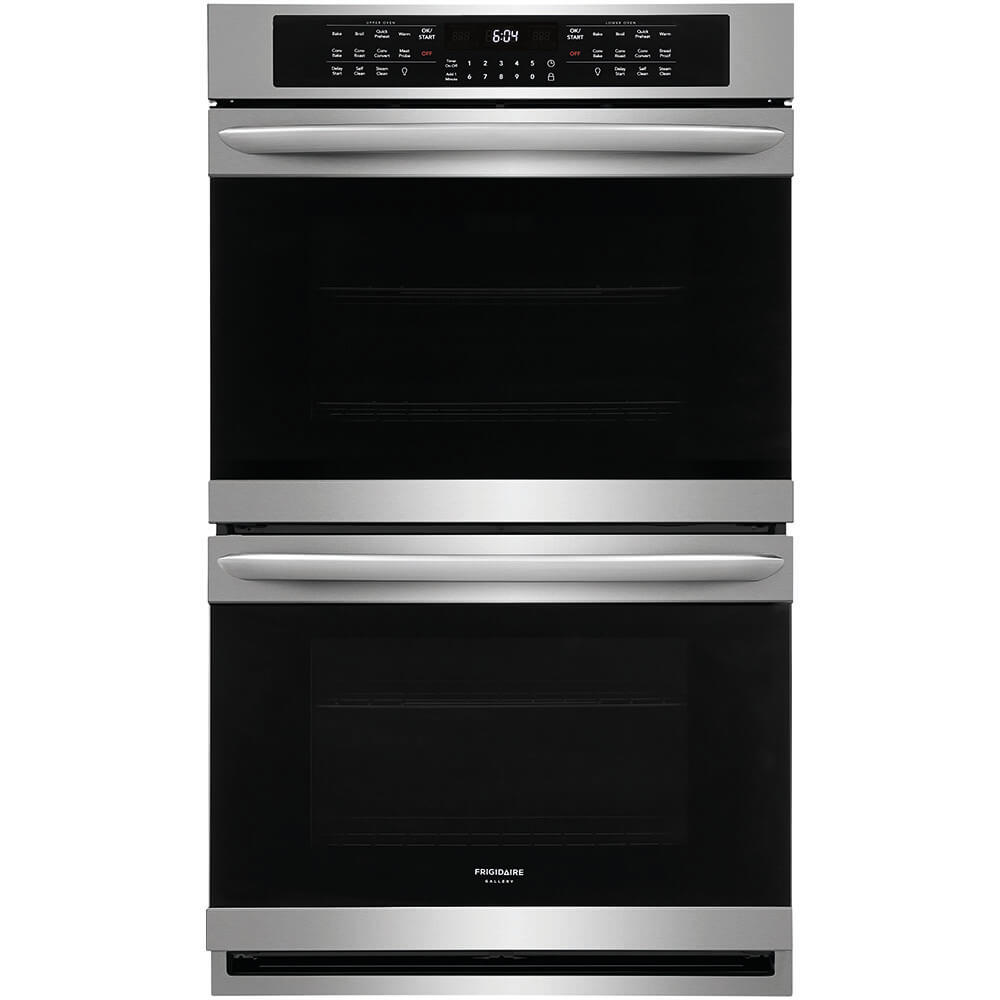 30 inch Stainless Electric Double Wall Oven