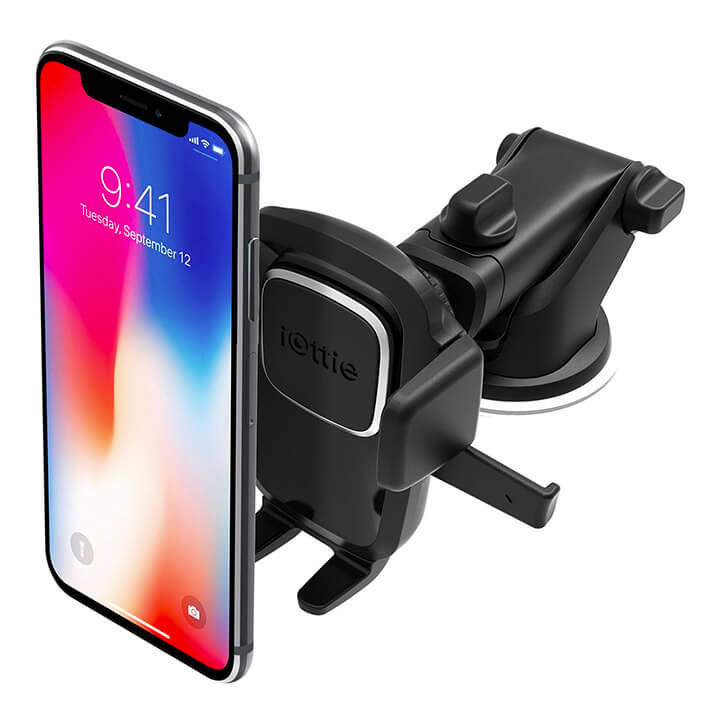 Easy One Touch 4 Dash Mount - Black