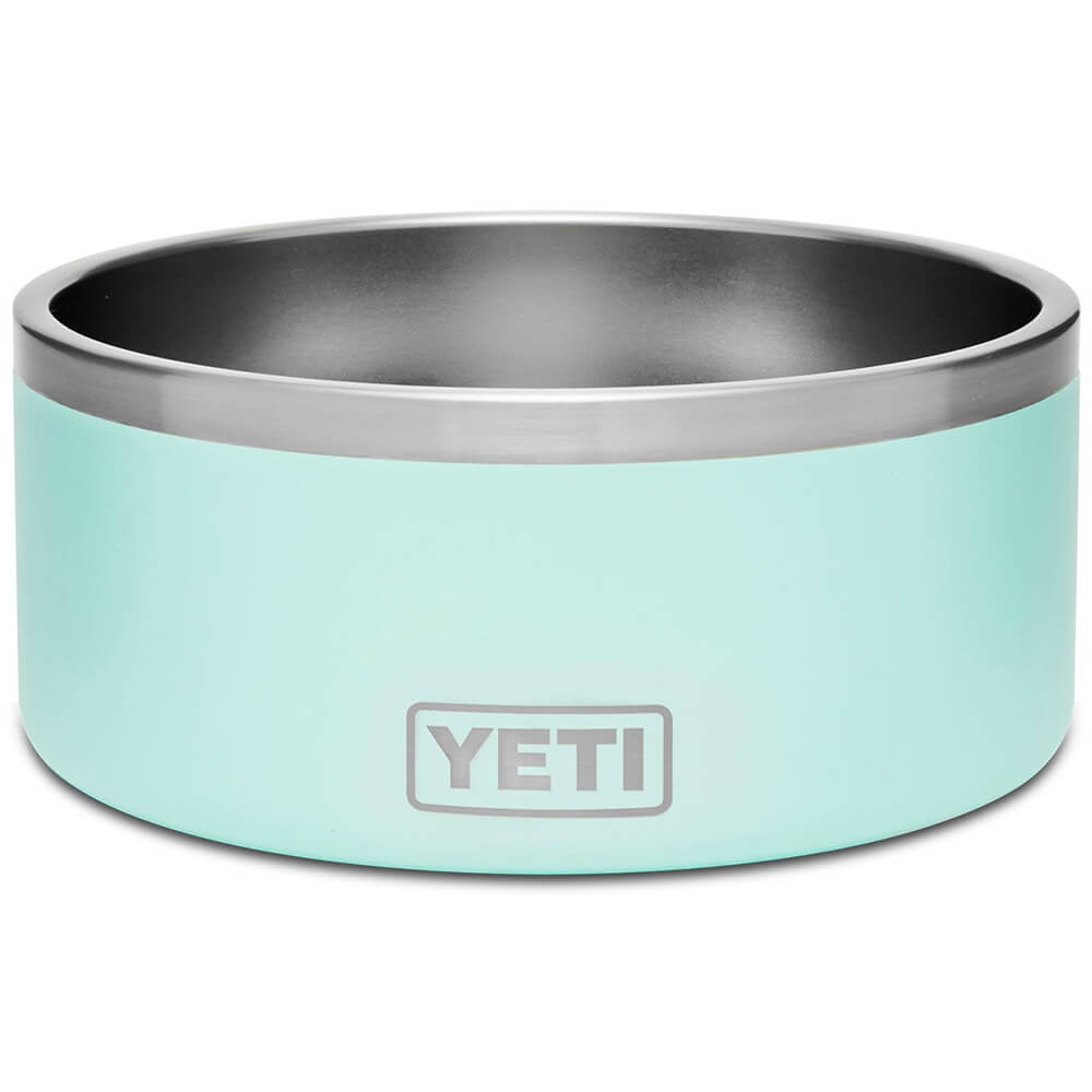 Boomer 8 Dog Bowl - Seafoam
