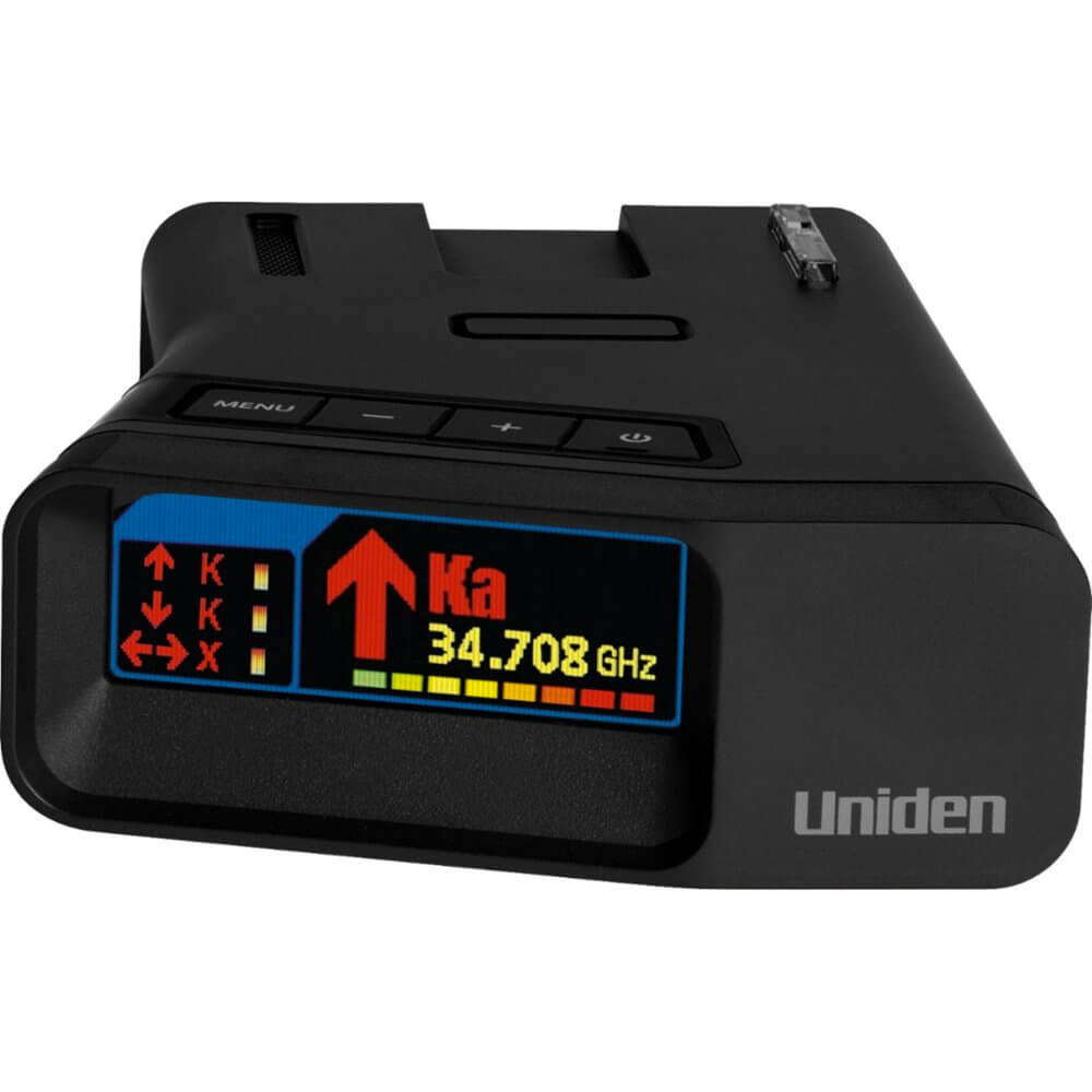 Extreme Long Range Radar Detector with GPs & Threat Detection