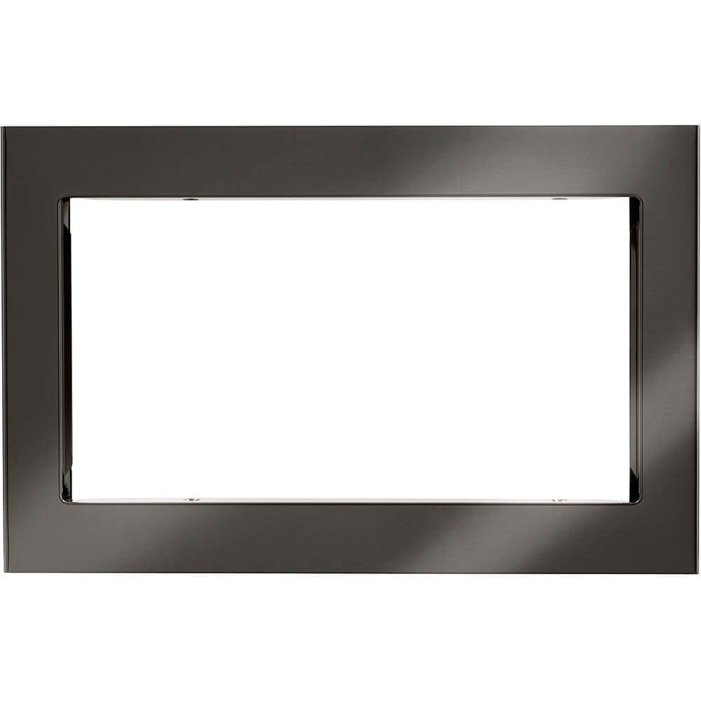 30 inch Black Stainless Built-in Microwave Trim Kit