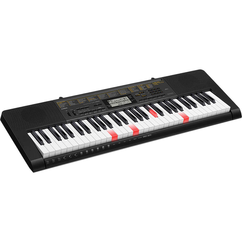 61-Key Keyboard with Touch Response and Key Lighting