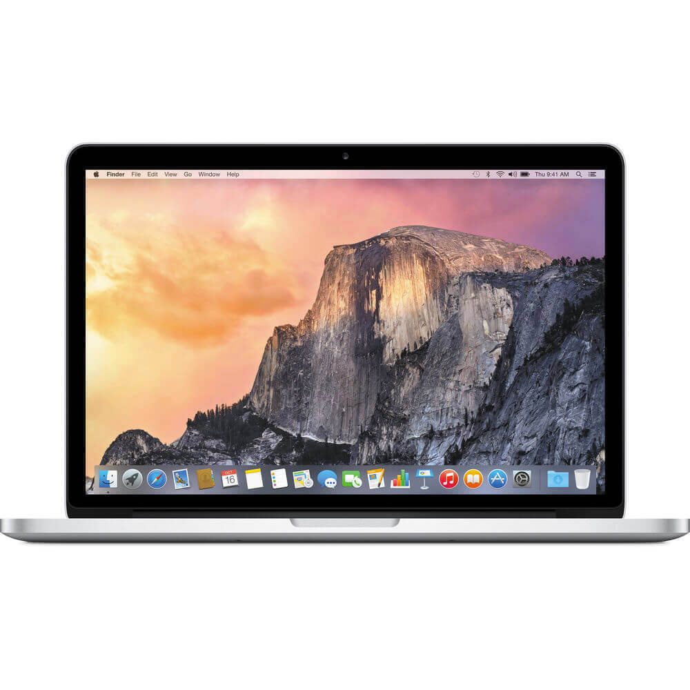 MacBook Pro 15.4 inch, I7, 16GB DDR3, 256GB SSD, macOS High Sierra