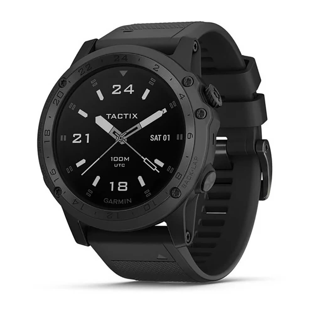 tactix® Charlie Smart Watch - Black