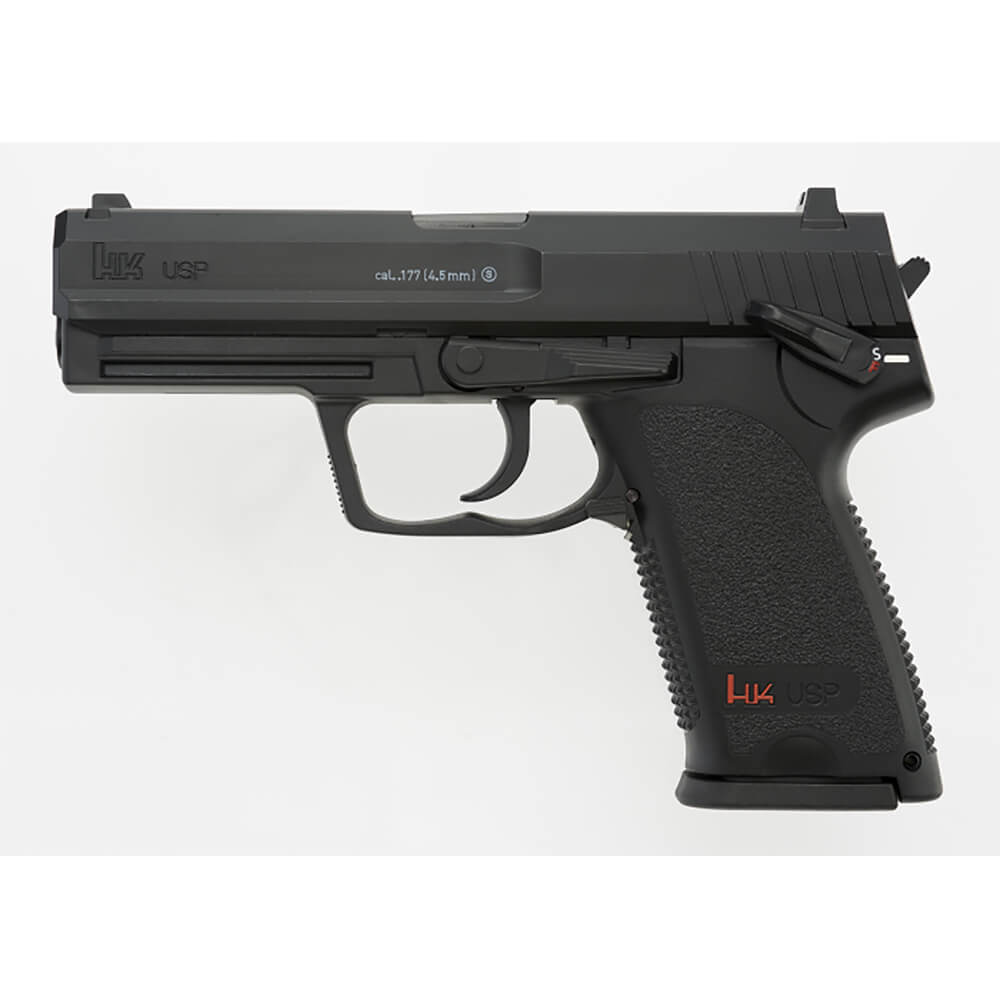 H&K USP CO2 Air Gun - BLACK
