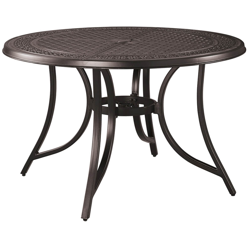 Burnella 48 inch Round Dining Table