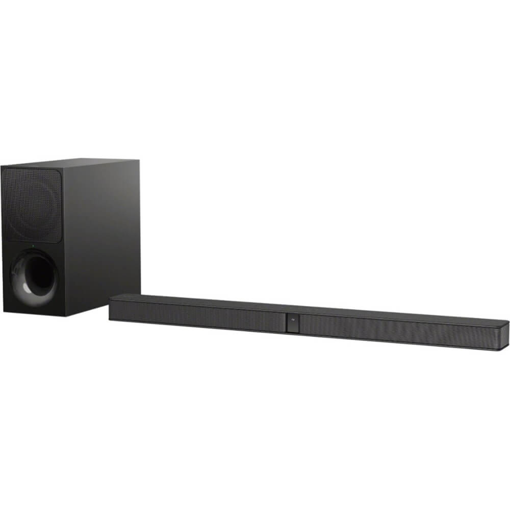 2.1ch Soundbar with powerful wireless subwoofer and BLUETOOTH